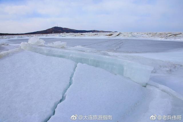 海水结冰脱盐的原理_海水结冰图片
