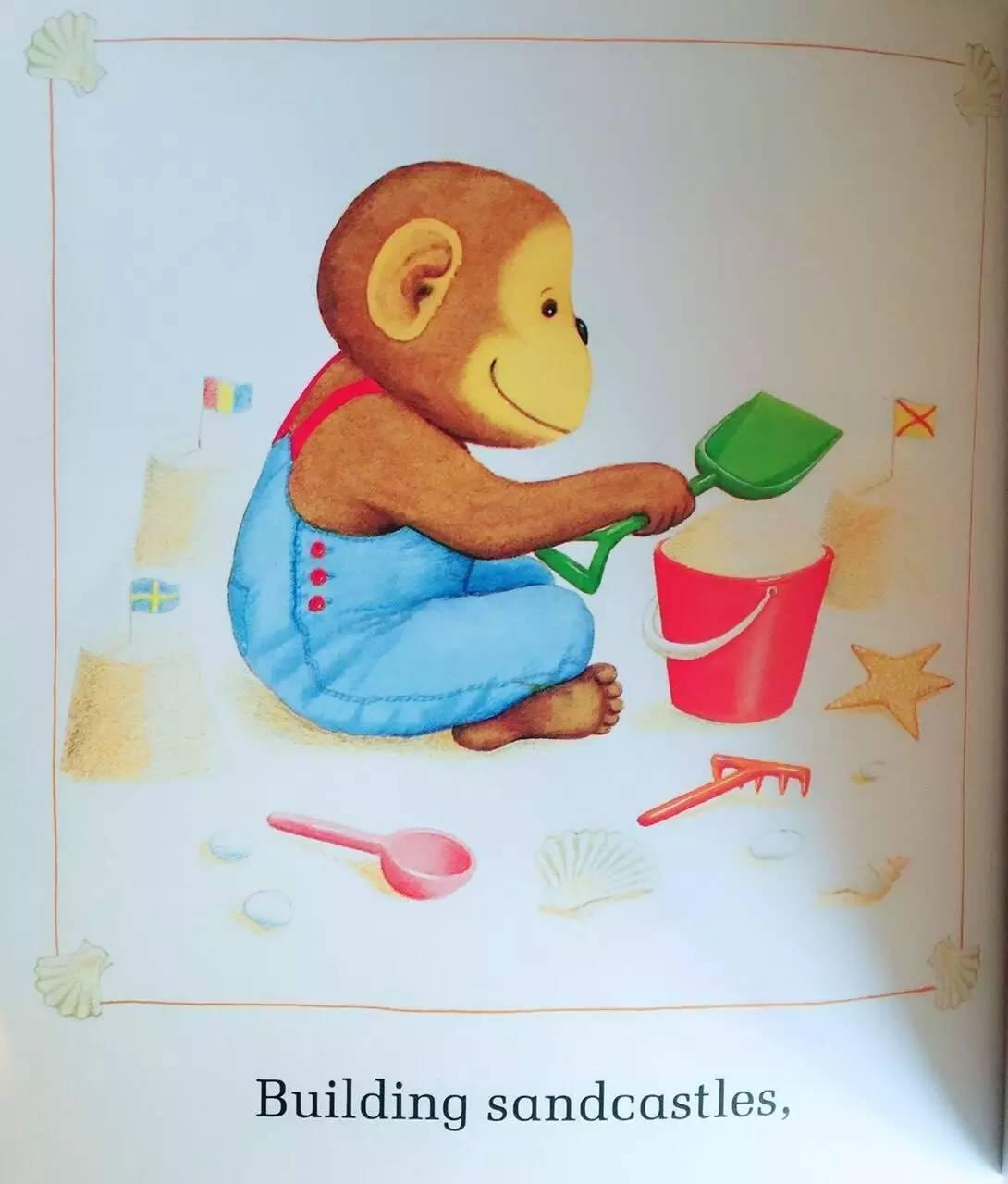 Things I Like 我喜欢的一切 -第11张图片-58绘本网-专注儿童绘本批发销售。