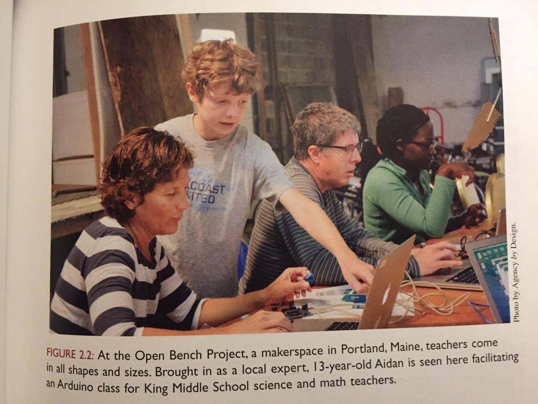 波士顿教育创新 | 哈佛教育学院创客教育研究:创客教育需要新的教学方法论