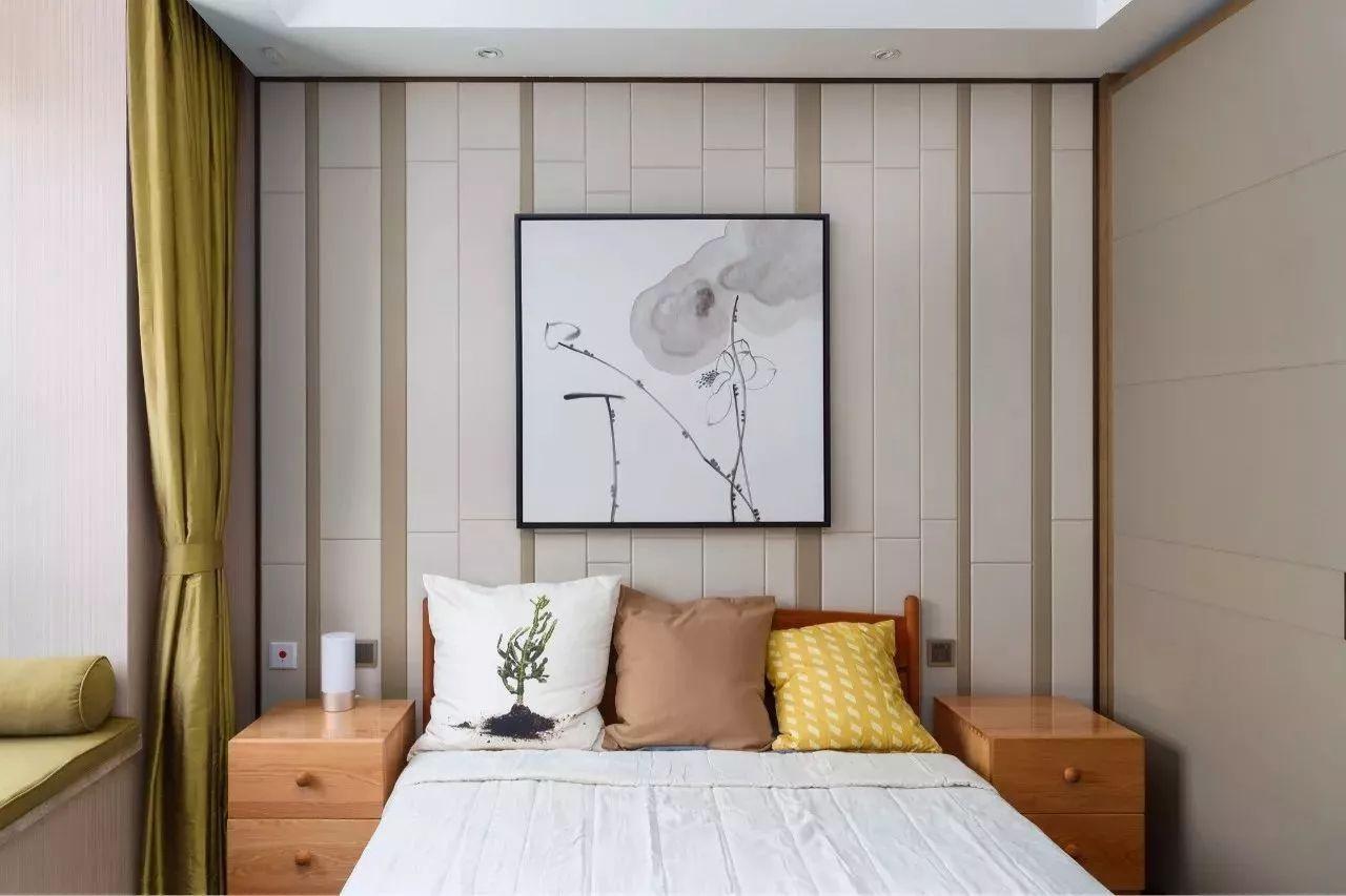 房间简约风手绘