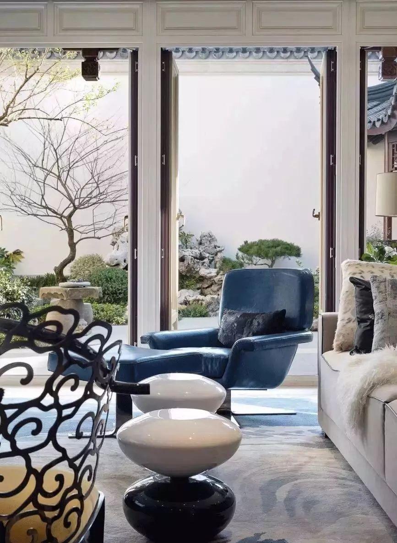 为何中式合院别墅越来越受欢迎?