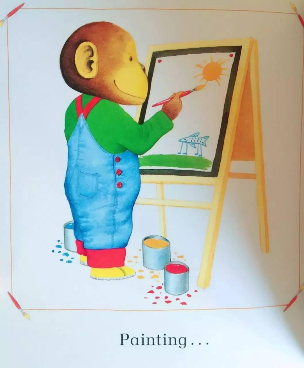 Things I Like 我喜欢的一切 -第3张图片-58绘本网-专注儿童绘本批发销售。