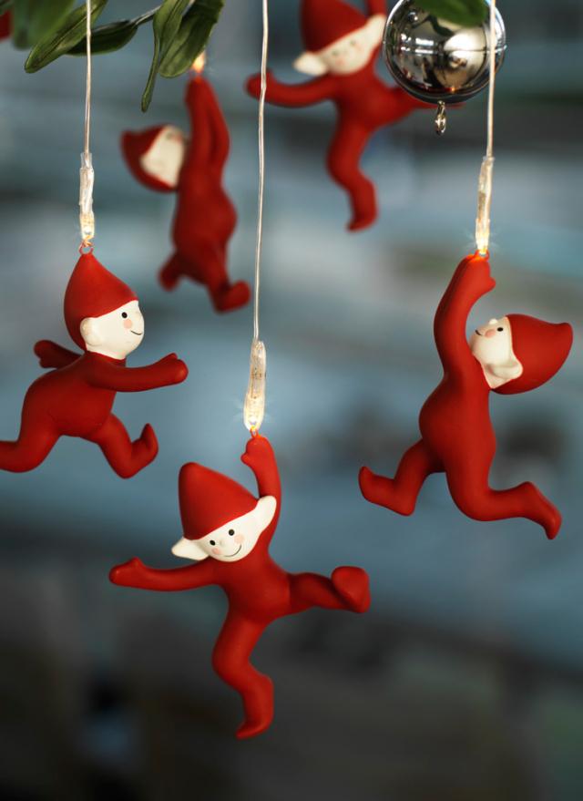 全欧洲都在过圣诞,看丹麦人如何给自己加戏!