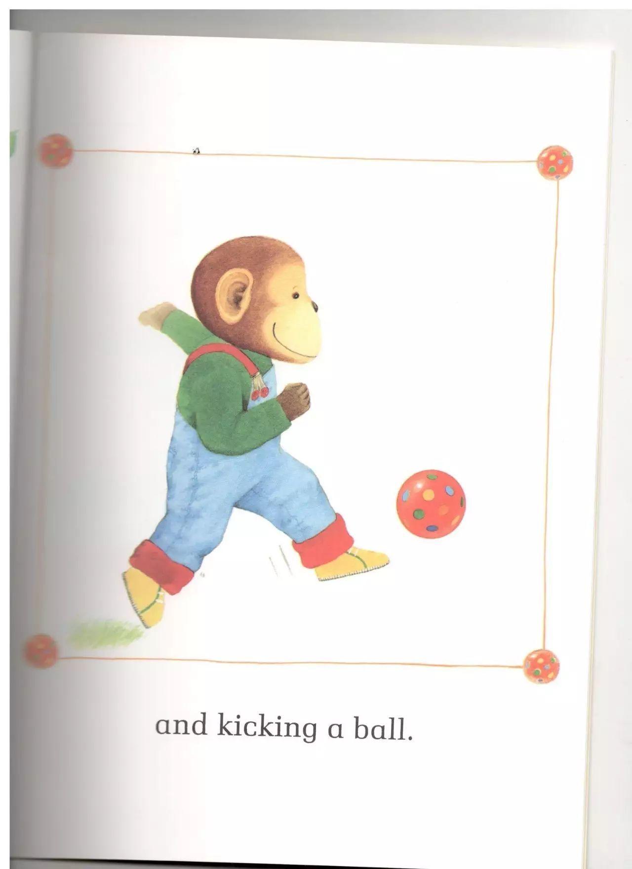 Things I Like 我喜欢的一切 -第8张图片-58绘本网-专注儿童绘本批发销售。
