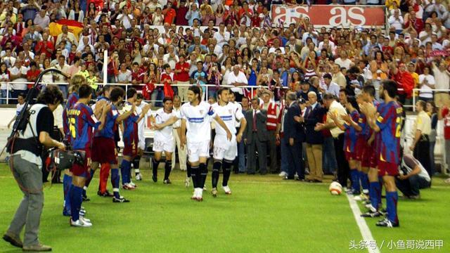 巴萨发言人撒谎被打爆脸 12年前没打欧联杯却列队欢迎冠军