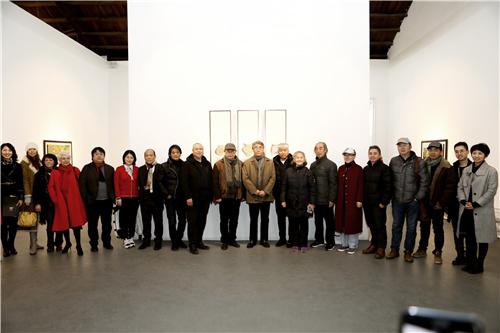 无忧艺术用展览方式将大家聚一起进行多层面上的交流