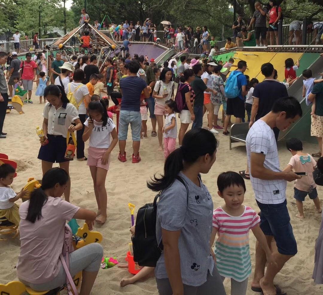 zhongshan park xiamen