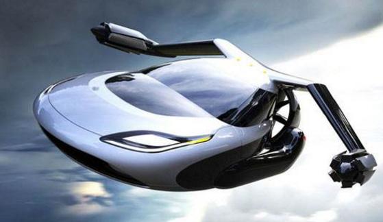 飞行汽车 快成现实 技术已经不再是障碍
