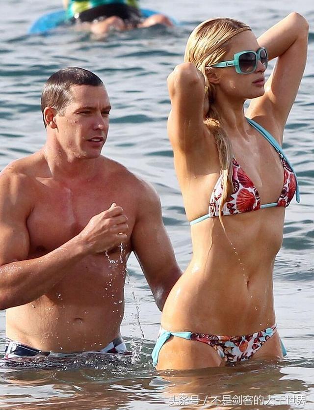 超模妮基·希尔顿 (Nicky Hilton) 个人资料身高体重比基尼照
