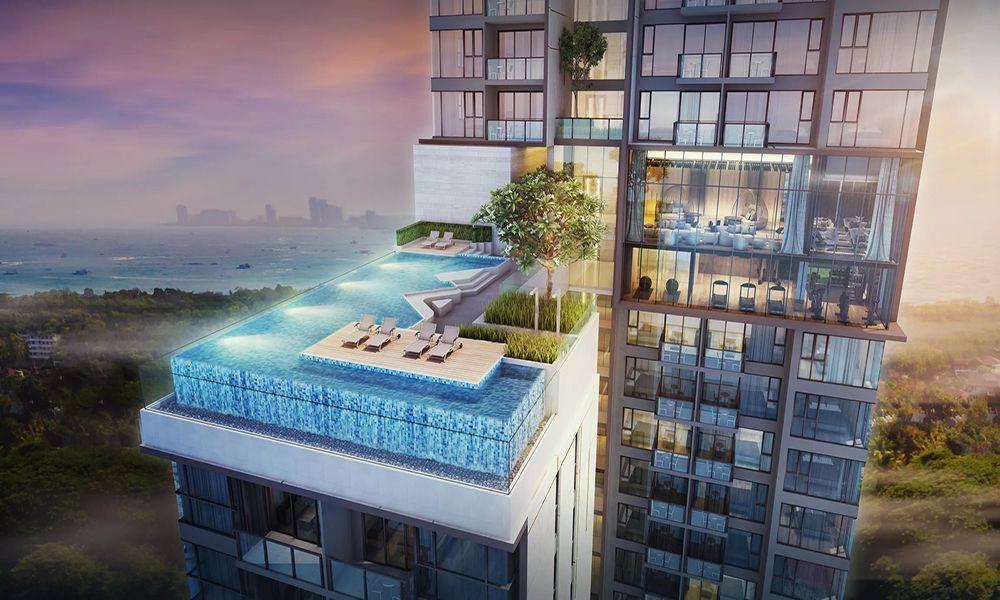 泰国芭提雅-仙女座公寓
