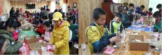 爱无疆,知无界――和九小慈善义工走进光爱学校