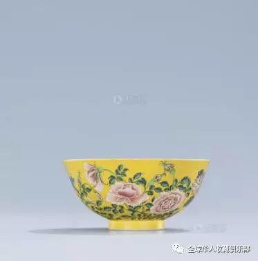 铜胎画珐琅价格_清乾隆黄地珐琅彩瓷器历年拍卖价格
