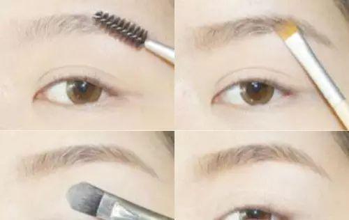眼影怎么画好看图解 眼影的画法步骤图