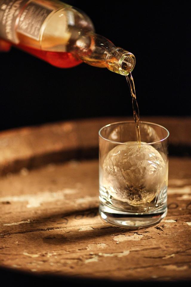 "Specialty Cocktail 鸡尾酒中的""异教徒"""