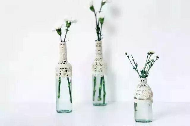 【手工课堂】矿泉水瓶和饮料瓶改造成的9种很有家居特色的花盆教程图片