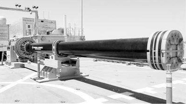 电磁轨道炮视频_中国轨道炮和电磁弹射器获突破,美国证实!