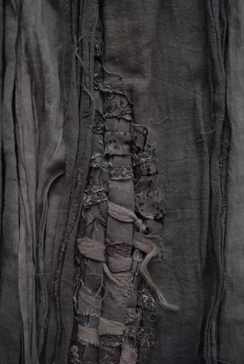 服装面料的二次设计 面料再造