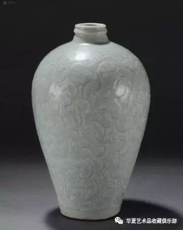 再如其纹饰具有明显的时代特征,北宋早期影青瓷和元代的同类器物,花纹