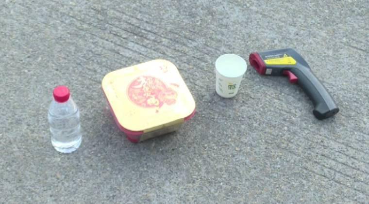 青田人爱吃的网红食品