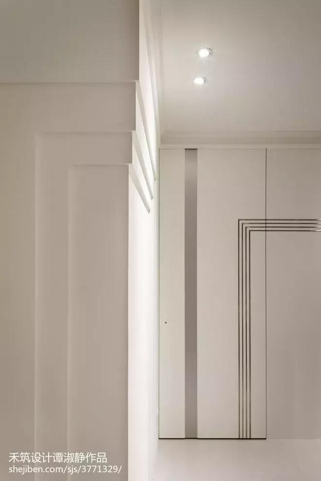 116㎡法式浪漫设计,一见倾心的家!
