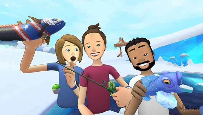 《Facebook Spaces》支持HTC Vive