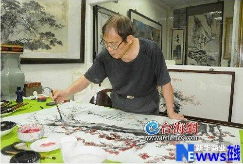 多位具有市场升值潜力的中国当代实力派书画家作品入拍
