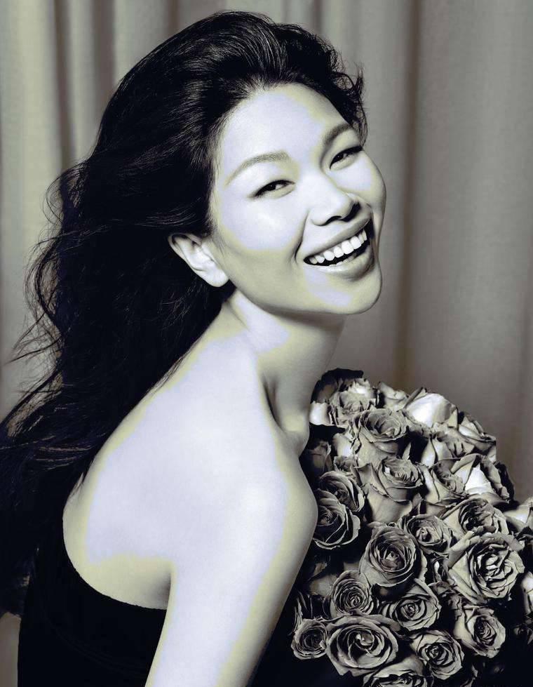 这个 丑女人 曾是中国最棒的超模,杨幂和刘雯都爱她