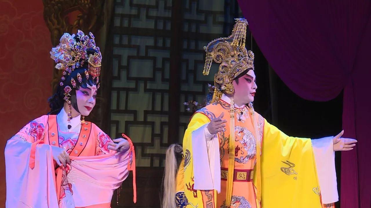 在浩瀚的粤剧剧目之中,唐涤生的名剧《帝女花》可谓是这珍宝中的珍宝图片