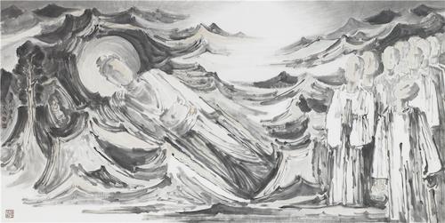 翰墨丹青:品读骆晓萌的绘画艺术