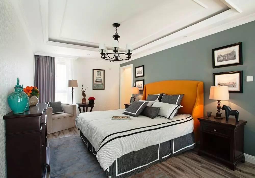 家里卧室装修图片_装修卧室用壁纸好还是油漆好?-