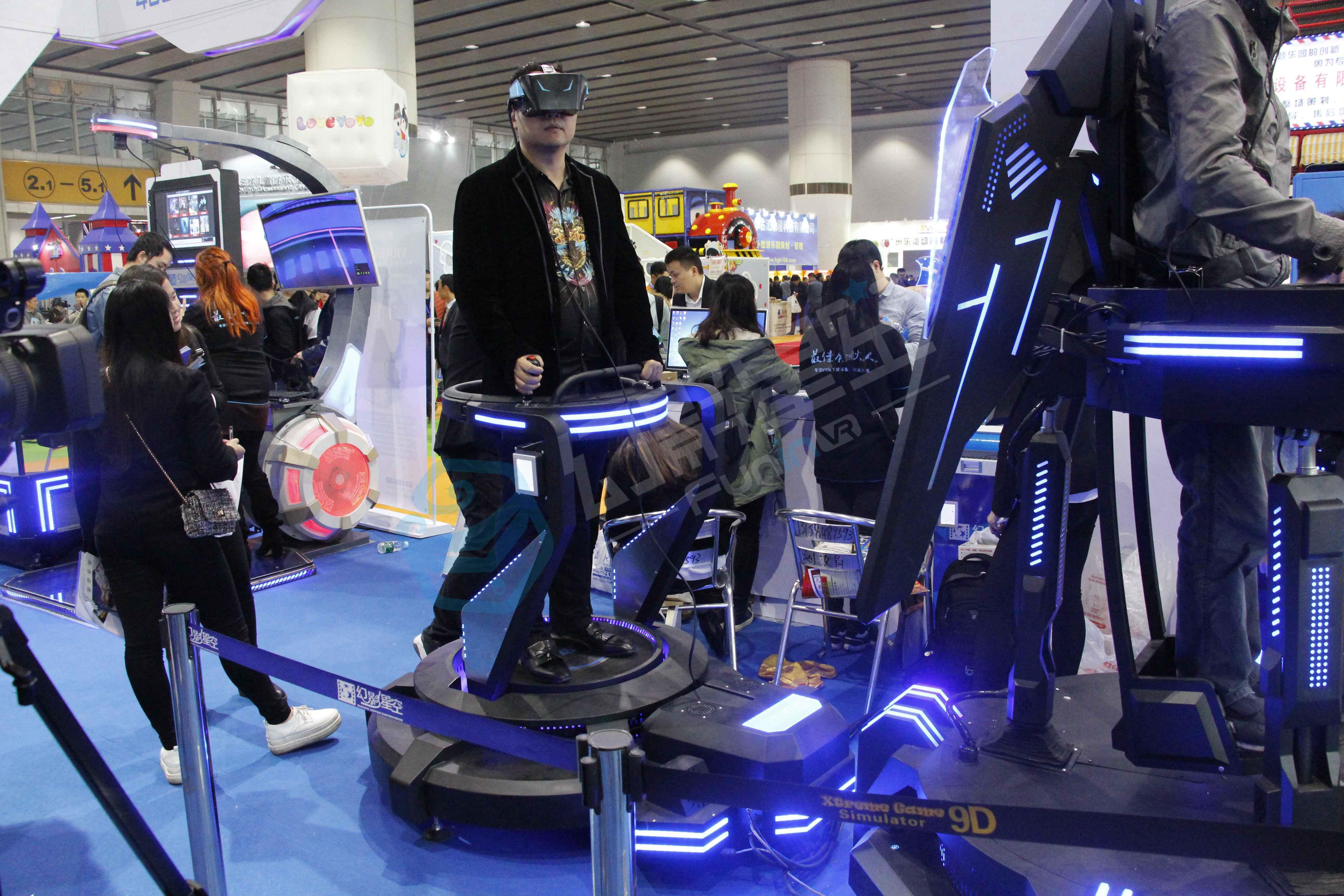 vr体验店多少钱,VR虚拟现实体验馆设备价格