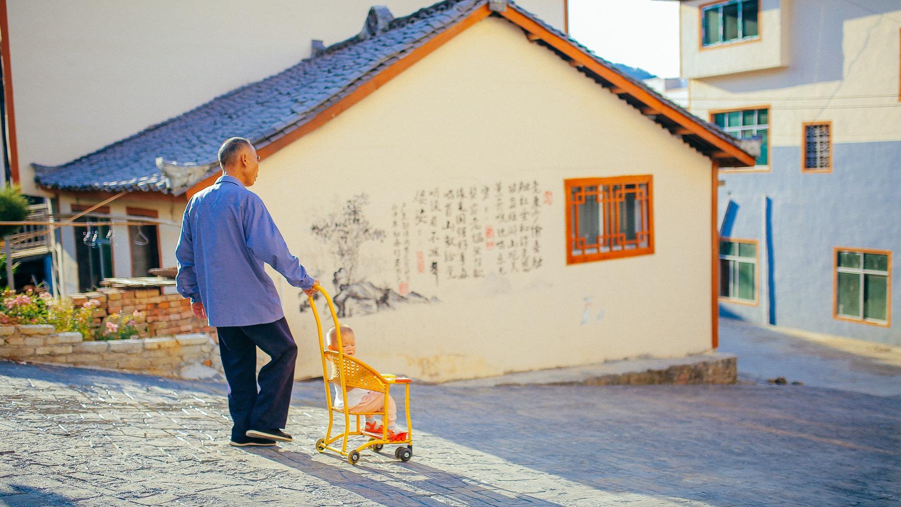 探访 布依说唱艺术之乡 贵州望谟县新屯村