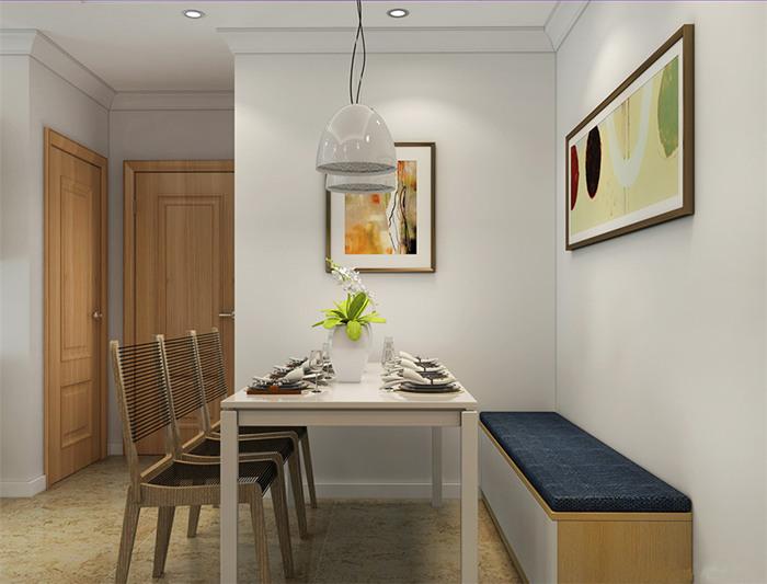 家里撸_用卡座代替椅子,让家里餐厅更具时尚感