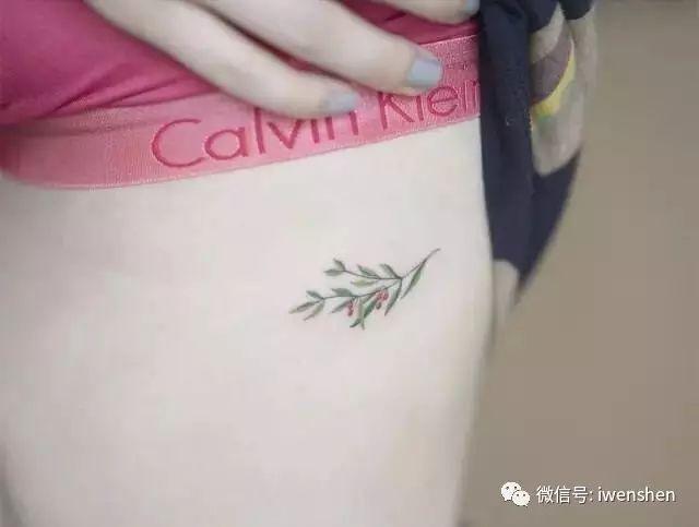 2017年清新小纹身热潮即将来袭!