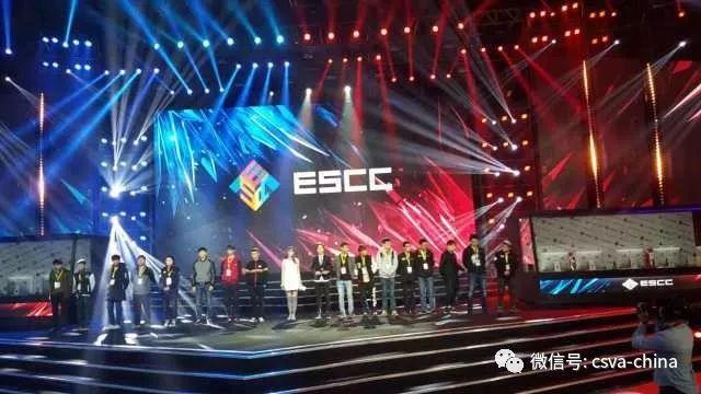 """ESCC电竞打头阵,中国体育场馆协会推""""场馆之间""""赛事"""
