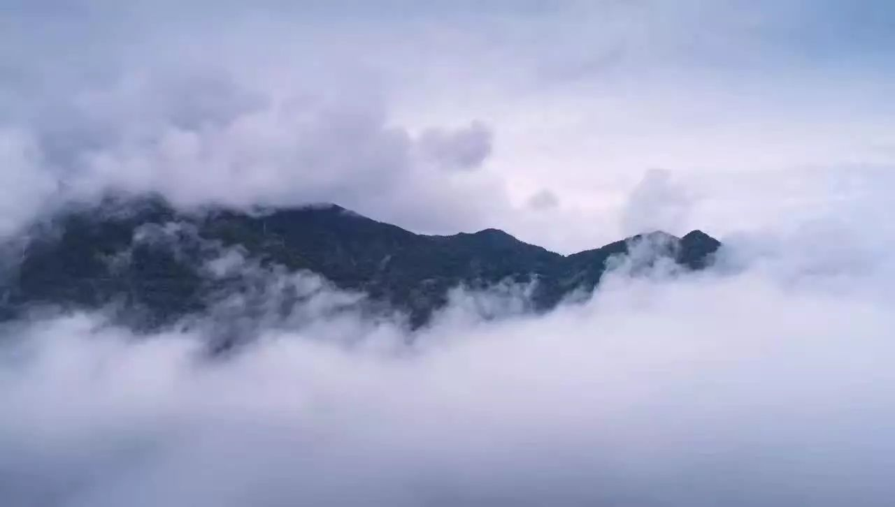 一山雄踞二水西流,人人艳羡的 洞天福地,灵境真源 在哪