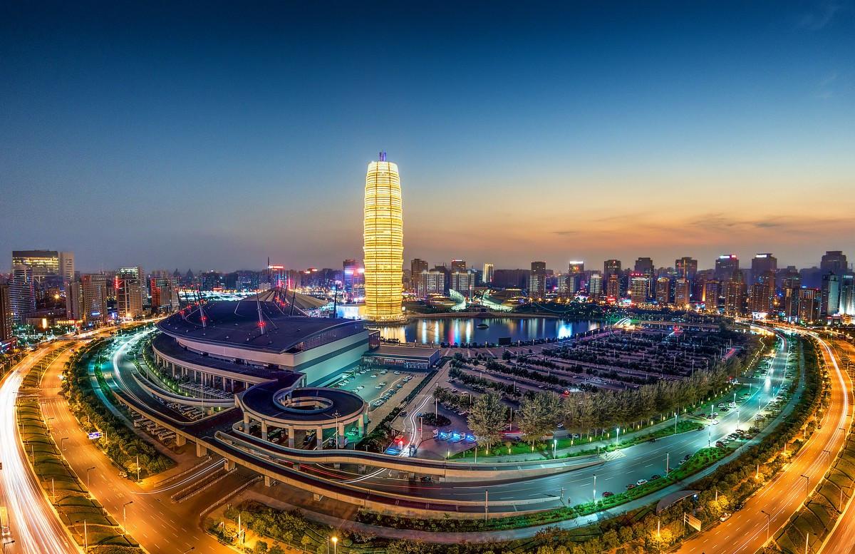 2021郑州市经济总量_2021年郑州市图片(3)