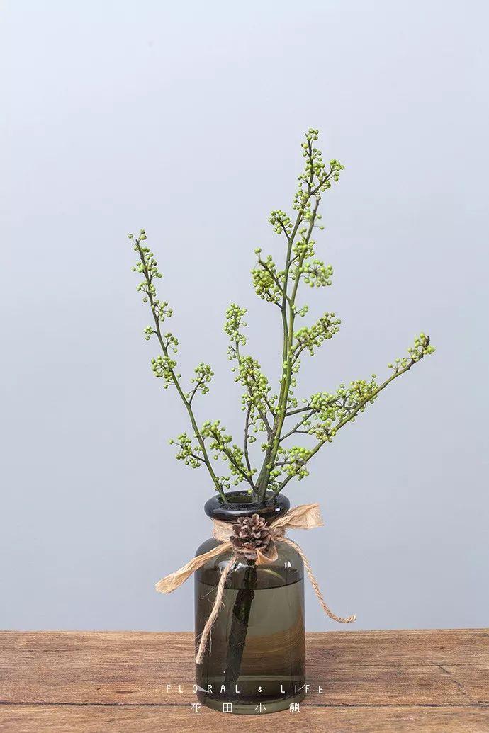 圣诞味装饰花瓶小心机,可多样搭配