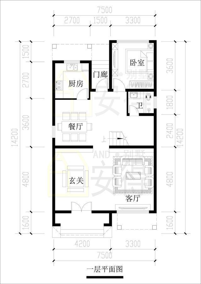 适合农村自建的4款别墅设计,精美实用,很多人喜欢第4套