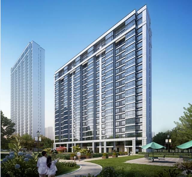 公�:-a:+�_干货分享 安徽置地为何坚持住宅公建化立面设计?