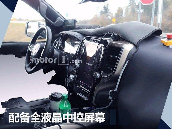 道奇全新皮卡-与福特F150同级配超大液晶屏_快乐十分有什么规律吗