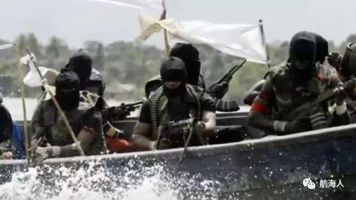【头条】4名被海盗绑架的中国人获救 今年已56名船员此处遭劫持