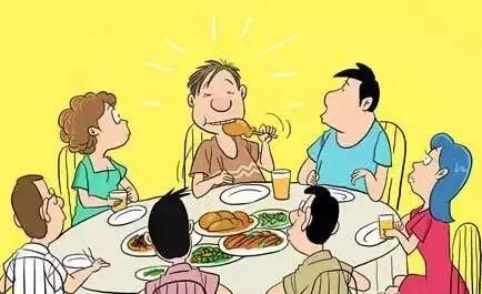 饭桌上的教养,将决定孩子日后的成功程度图片