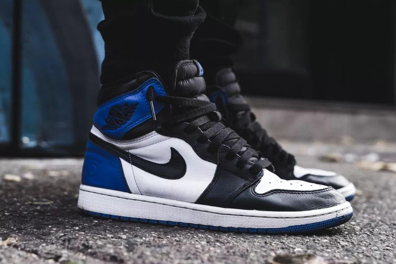 今年Jordan Brand什么鞋最火 当然就是AJ1啦
