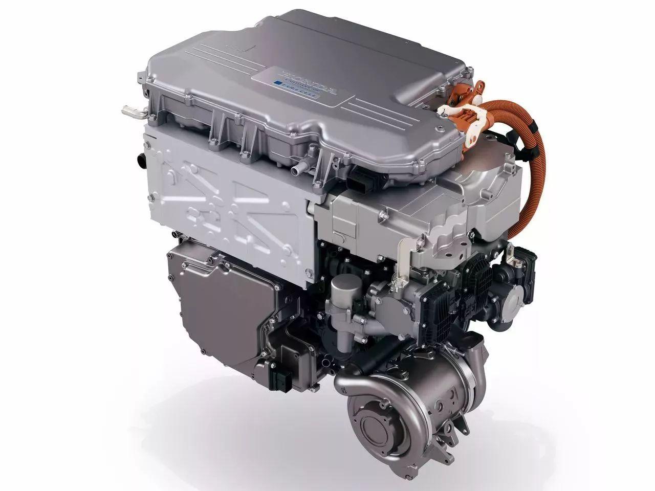 加氢三分钟续航750km 本田氢燃料电池车clarity即将开售