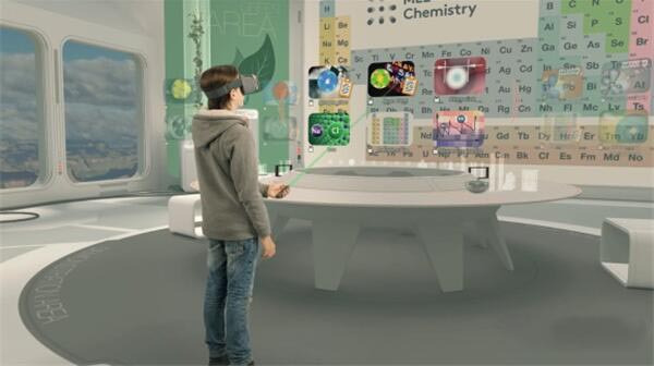 初创公司MEL Science为英国学校推出VR化学课程