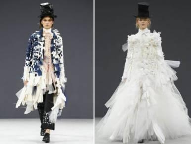服装面料再造论+�_时尚 正文  对服装面料施以最合理的再造手法,必须遵循服装形式美的