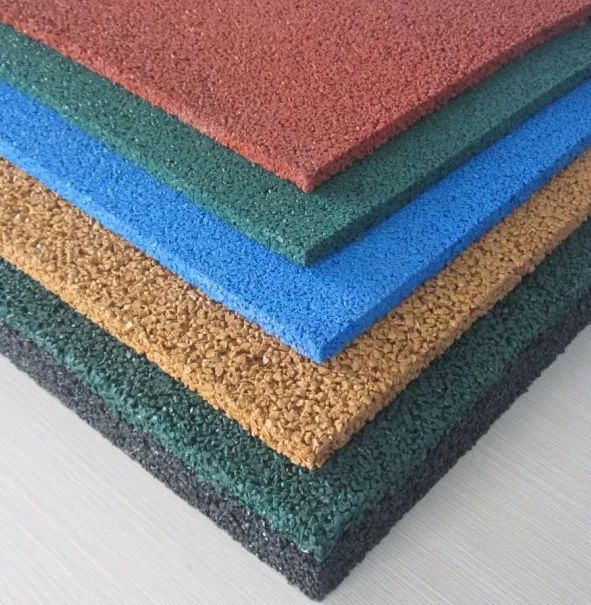 环保型地垫的材质 8种常用环保地垫对比