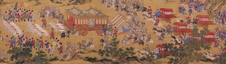 造反的宁王,跋扈的刘瑾,不上朝的嘉靖,大明的黑暗残暴