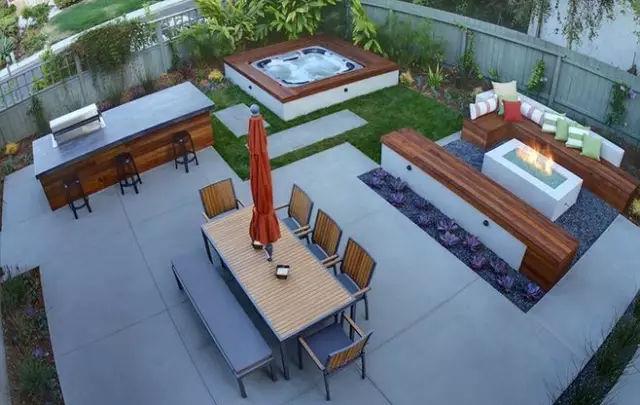 民宿庭院景观设计,没有理由不喜欢